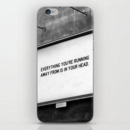BILLBOARD FANTASIES #2 iPhone Skin