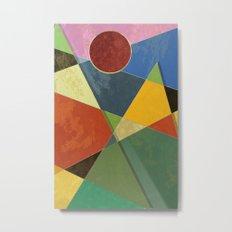 Abstract #326 Metal Print