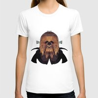chewbacca T-shirts featuring Chewbacca by lazylaves