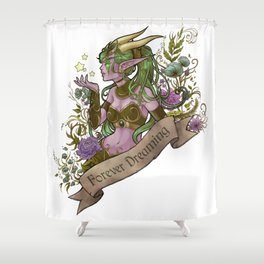 Forever Dreaming Shower Curtain
