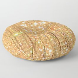 All that glitters Floor Pillow