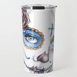 La Bella Muerte  Travel Mug
