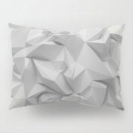 White Crow Pillow Sham