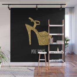 Gold dreams Wall Mural