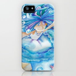 Maryola iPhone Case