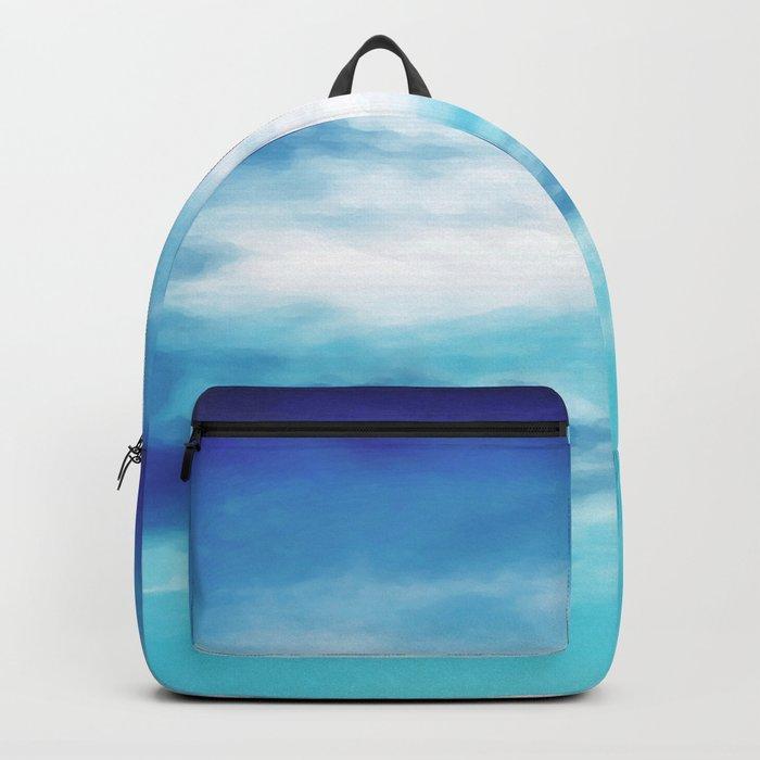 Sky blend Backpack