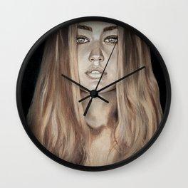 Jasmin Wall Clock