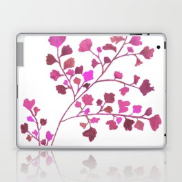 Pink Fern Laptop & iPad Skin