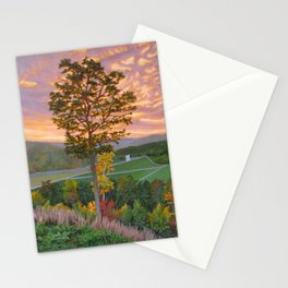 Welcome Center Stationery Cards
