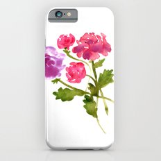 Floral No. 1 Slim Case iPhone 6s