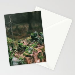The Quietest Time Stationery Cards