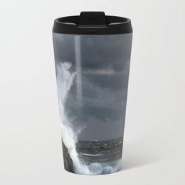 Explosive Seas Travel Mug