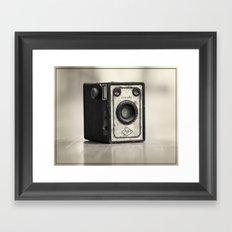 Film life Framed Art Print