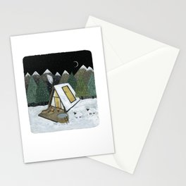 Slow down time Stationery Cards