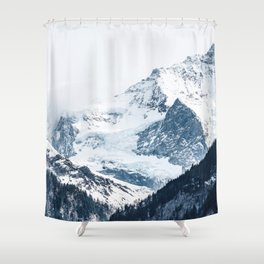 Mountains 2 Shower Curtain