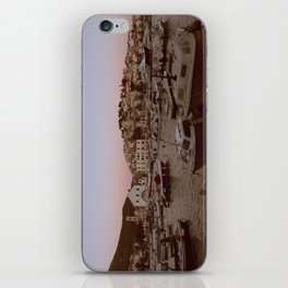 Croatian Harbour iPhone Skin