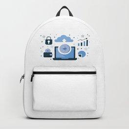 Ethereum Blockchain Backpack
