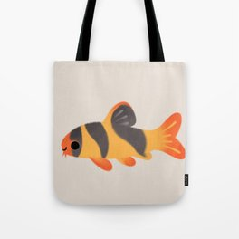 Clown loach Tote Bag