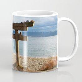Naoshima Torii Coffee Mug