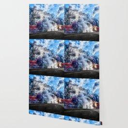 Steam Locomotive (Train) Wallpaper