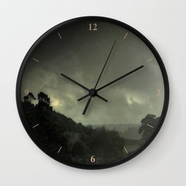 The Hills Show The Way Wall Clock