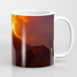 Volcano Eruption Coffee Mug