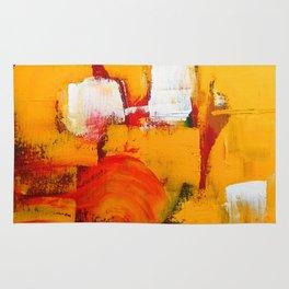 Sun on Fire - Landscape Rug