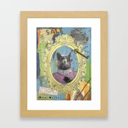 "Priscilla ""Pippi"" Durant Framed Art Print"