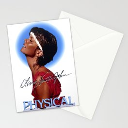 Olivia Newton-John Physical Concert 1982 Vintage Reproduction Stationery Cards