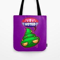 Voted Tote Bag