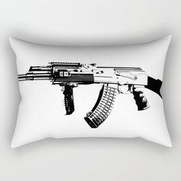 AK-47 Rectangular Pillow