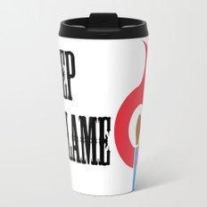Keep the Flame Travel Mug