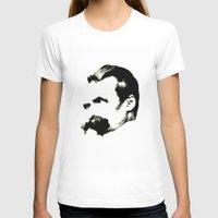 nietzsche T-shirts featuring Nietzsche by johannesart