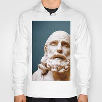 philosophy Hoodies featuring Philosophy of Pleasure by youngkinderhook
