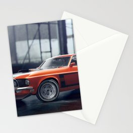 Mustang Boss 302 Ultra HD Stationery Cards
