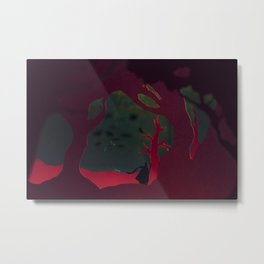 Blood Forest Metal Print
