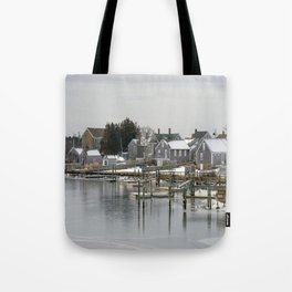 Westport Point, Westport, MA Tote Bag
