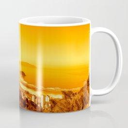 Costal Panorama Coffee Mug