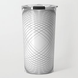 Refracted Orb Travel Mug
