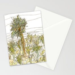 Palm Tree 1 Stationery Cards