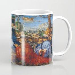 Albrecht Durer's Feast of the Rosary Coffee Mug