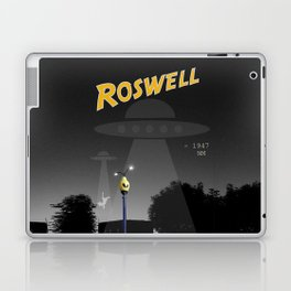 Aliens Over Roswell Laptop & iPad Skin