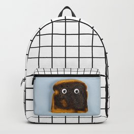 Bread burned Backpack