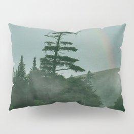 White Mountains Pillow Sham