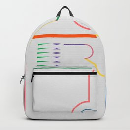 Flying Unknowns Backpack