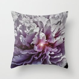 There is a Life Within Throw Pillow