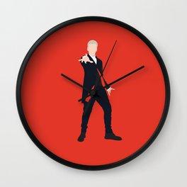 12th Doctor Peter Capaldi Wall Clock