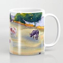 Cows in Pasture Coffee Mug