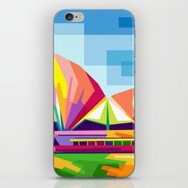Sydney Opera House iPhone Skin