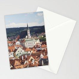 Český Krumlov Stationery Cards